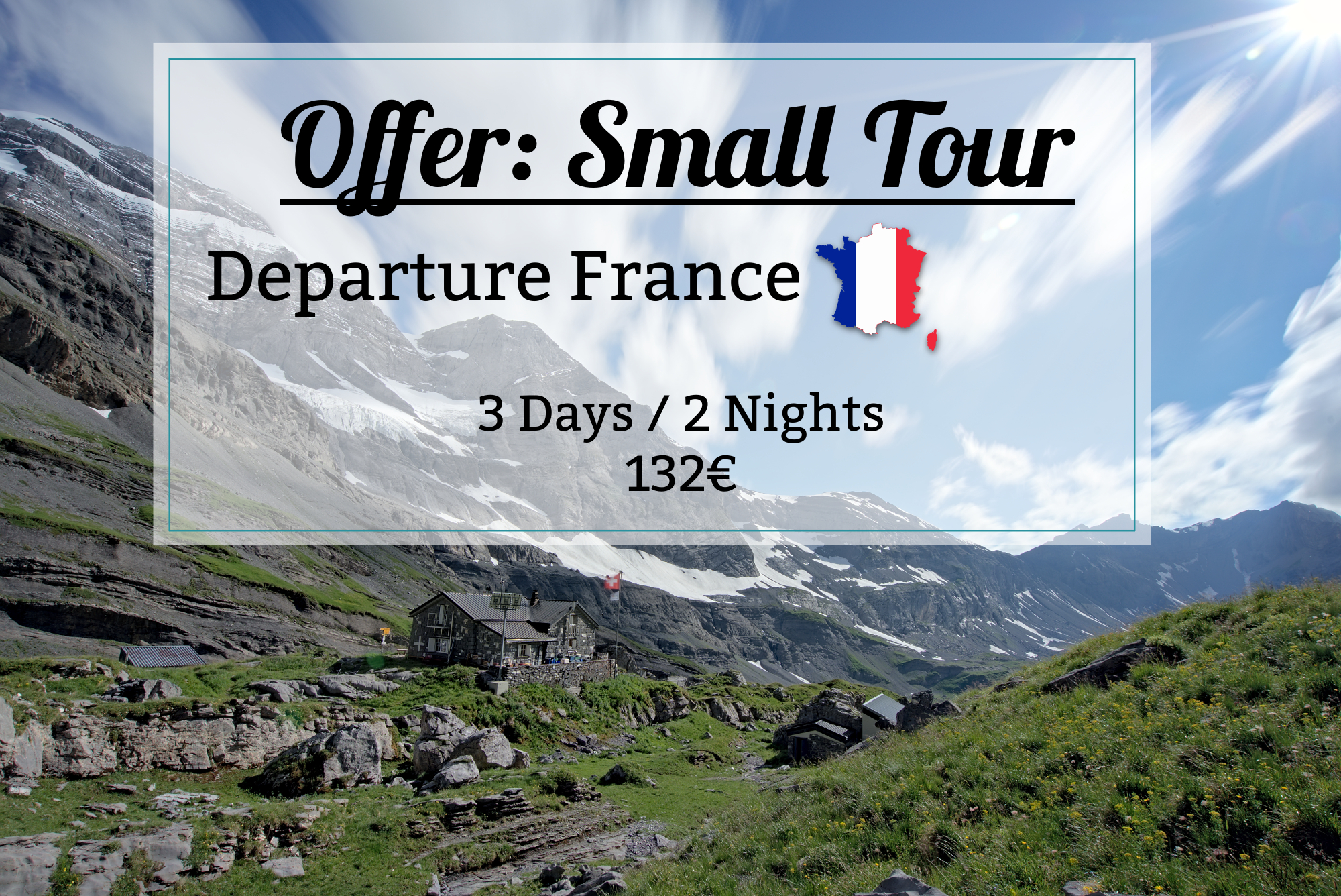 small tour france - dents blanches