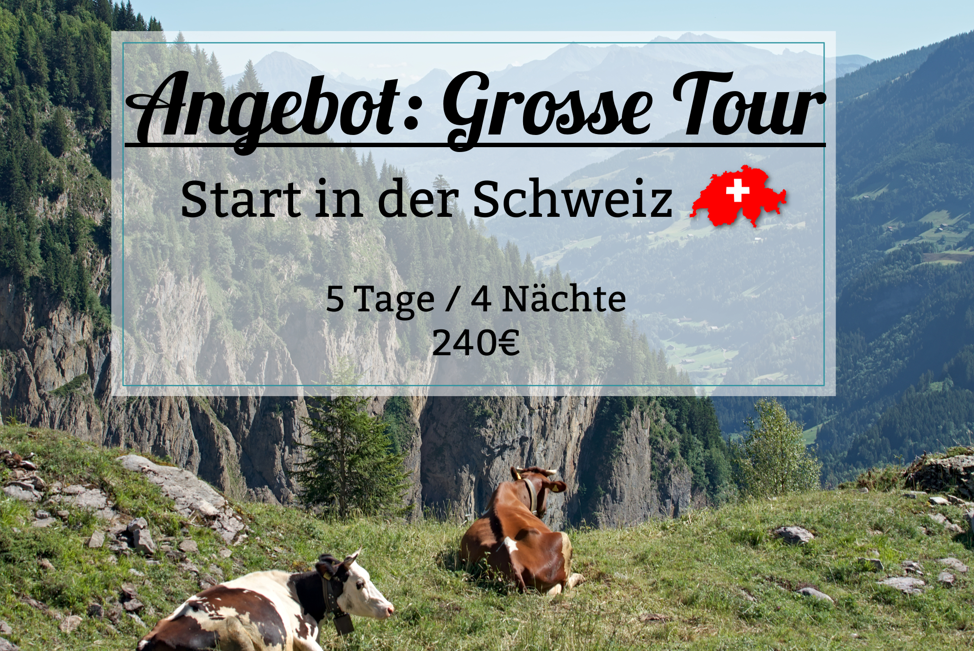 grosse tour schweiz - dents blanches